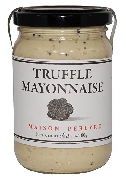 Pebeyre French Truffle Mayonnaise