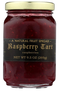 "Mountain Fruit Co. ""Raspberry Tart"" Natural Fruit Spread"