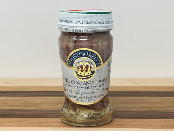 Agostino Recca Anchovies in Oil