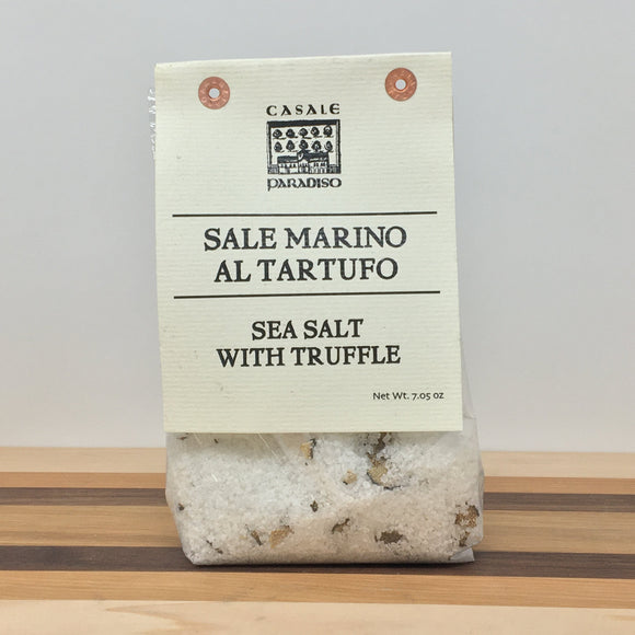 Sea Salt with Truffle