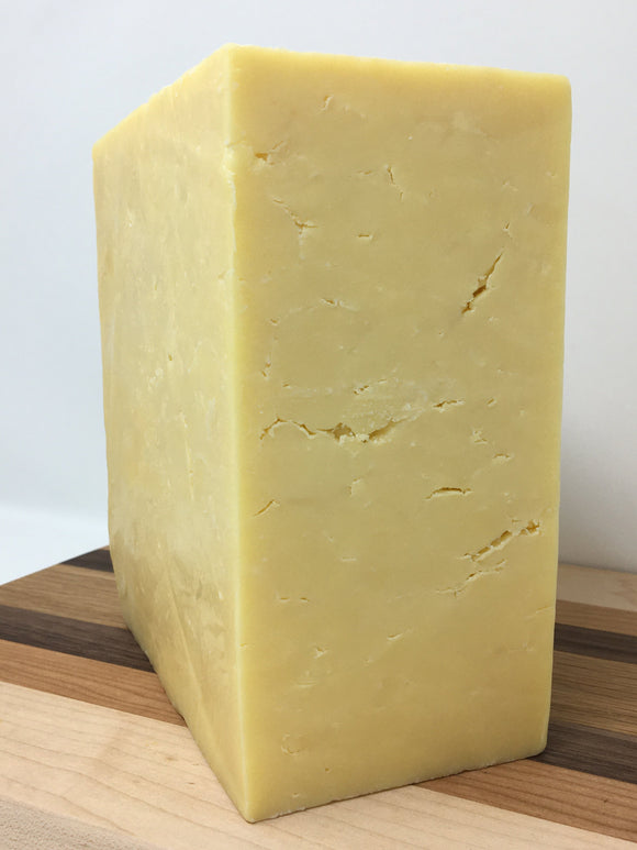 Shelburne Farms Sharp 1-Year Cheddar ($16.99/lb.)