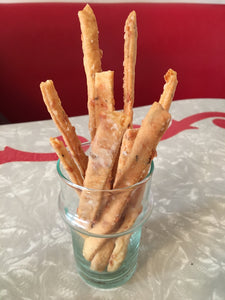 Stand Alone Three Cheese Breadsticks