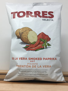 Torres Smoked Paprika Potato Chips