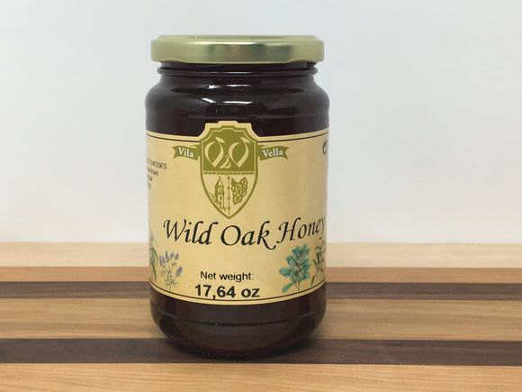 Vila Vella Wild Oak Honey