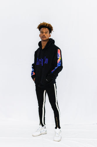 Limited Edition Trippy Drip Hoodie