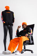 Load image into Gallery viewer, Orange Burst Hoodie