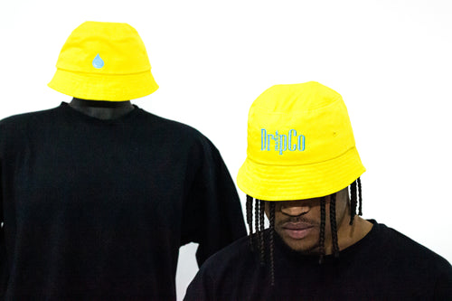 Lemon Bucket Hat