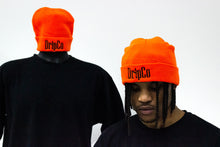 Load image into Gallery viewer, Orange Beanie