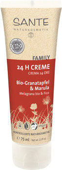 24H cream organic pomegranate & fig