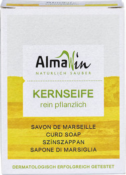 Core soap, purely vegetable, AlmaWin