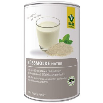 Organic natural whey with LB
