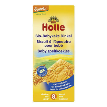 Holle Organic Baby Biscuit Spelled, 150g