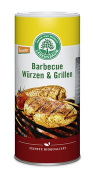 Barbecue seasoning & grilling
