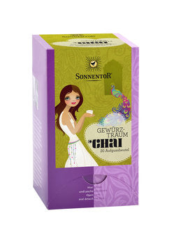 Chai Spice Dream Tea organic
