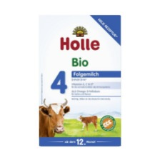 Holle 4 Organic (Bio) Toddler Milk Formula (600g)