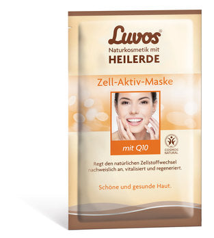 Luvos cream mask cell active
