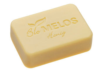 Melos organic honey soap