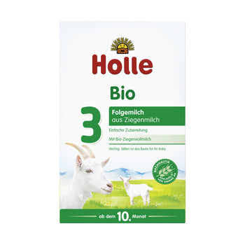 Holle Goat Stage 3 Organic Infant Milk Formula - 400g
