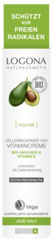 NOURISH cell renewing vitamin cream organic avocado &