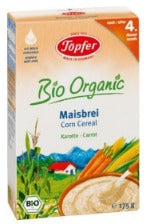 Topfer Corn & Carrot Porridge Cereal, 175g