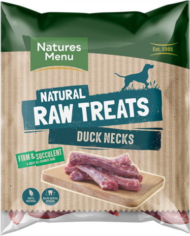 Raw Chew Duck Necks - ZARDS PET SUPPLIES