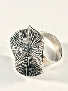 Sterling Silver Ring SR00007