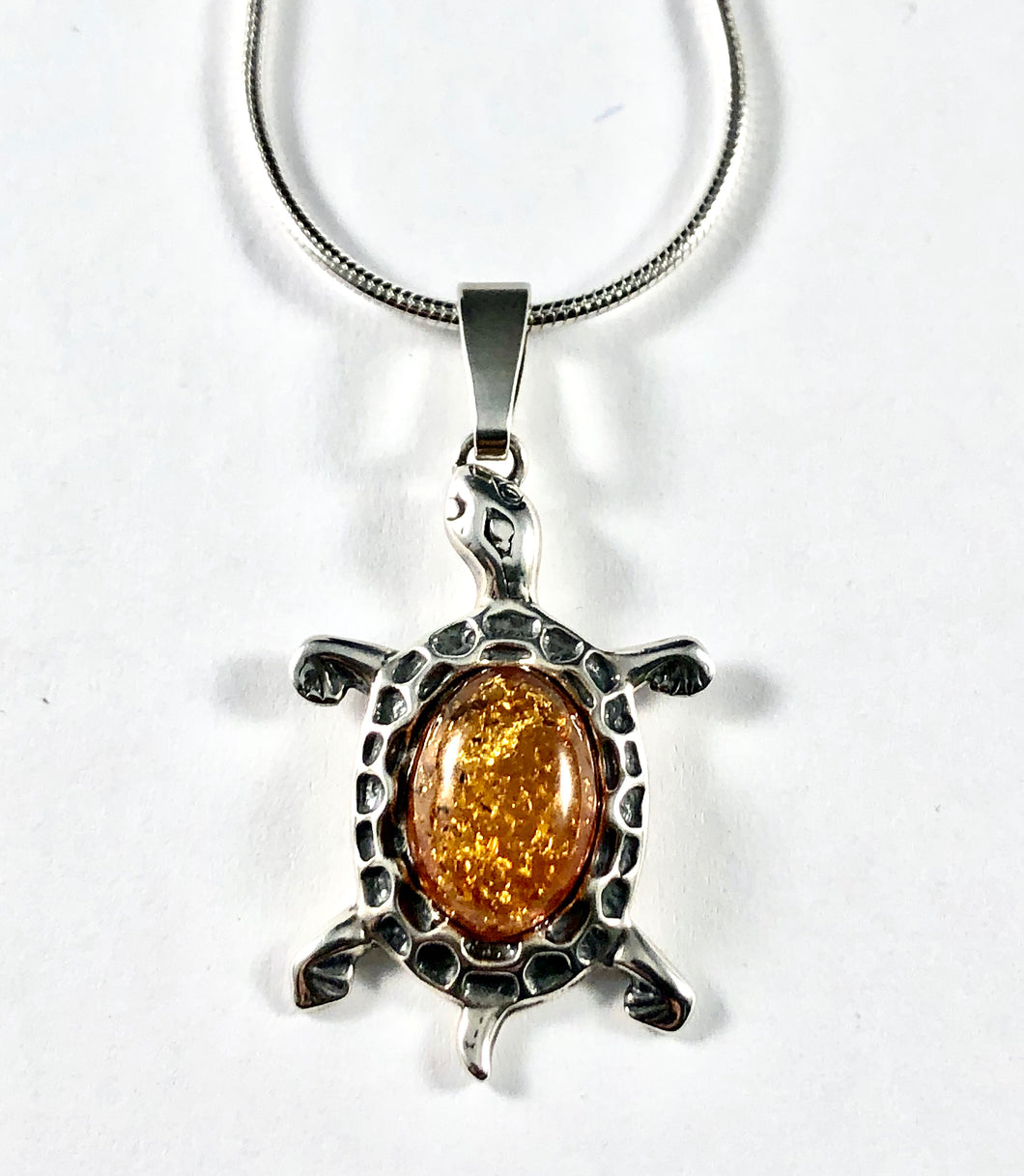 Amber Necklace AM00009