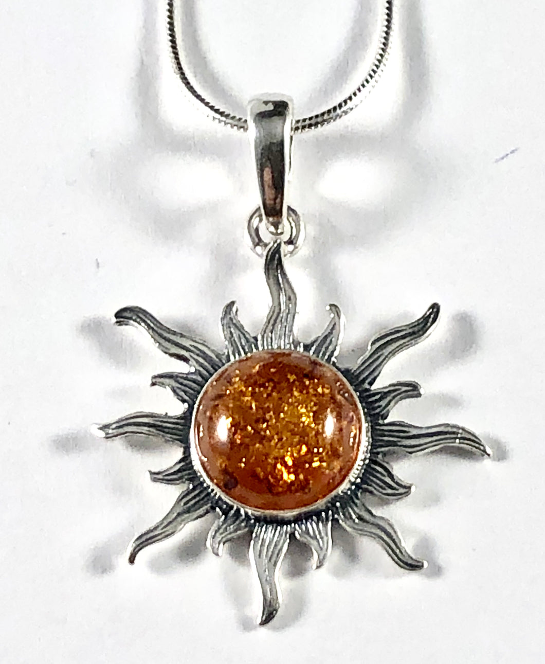 Amber Necklace AM00003