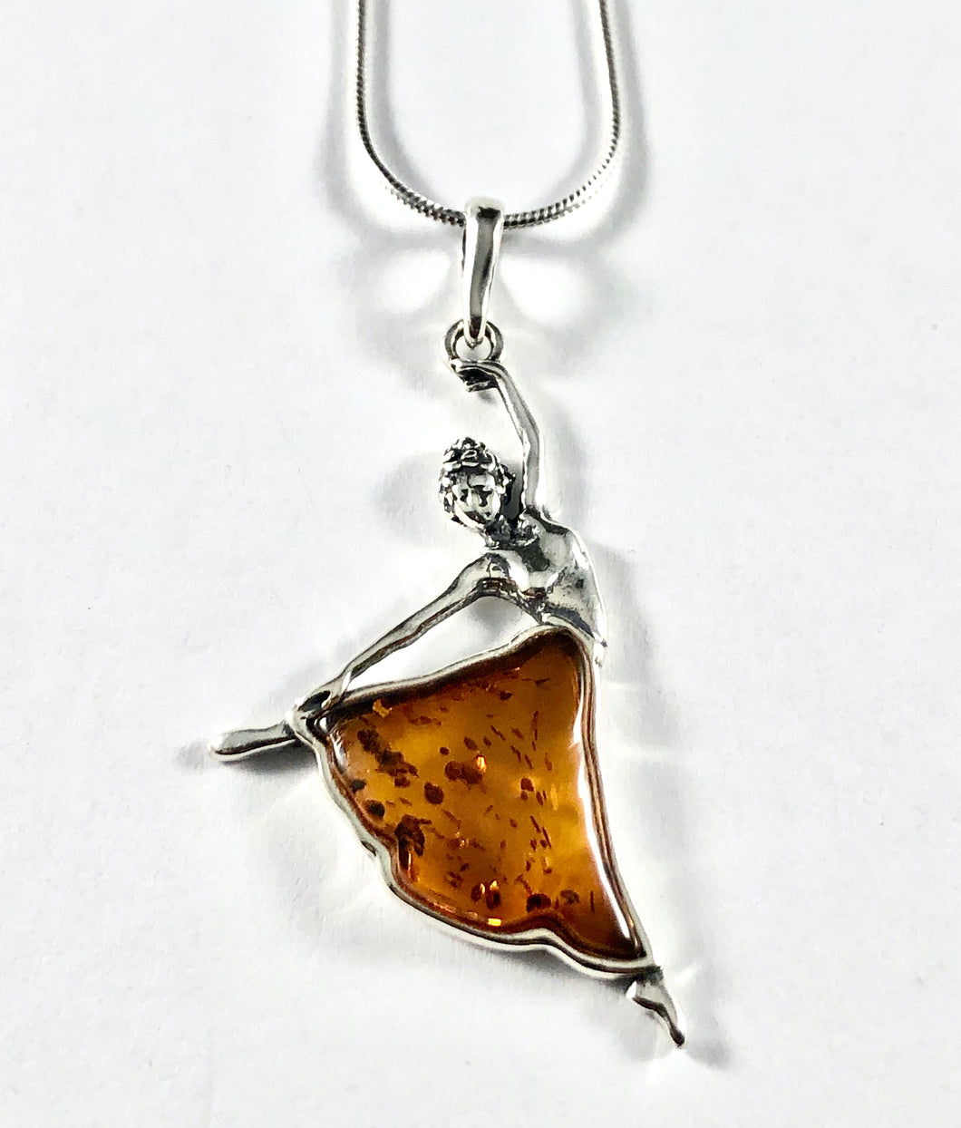 Amber Necklace AM00007