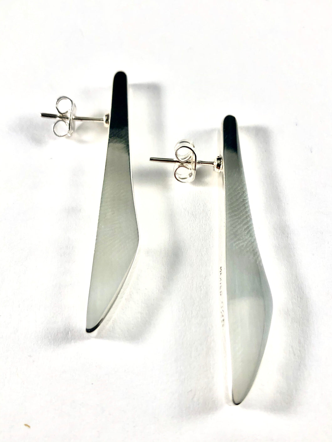 Sterling Silver Earring SE00008