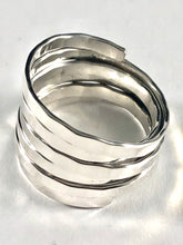 Load image into Gallery viewer, Sterling Silver Ring SR00011