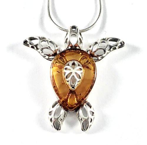 Amber Necklace AM00004