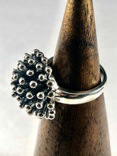 Load image into Gallery viewer, Sterling Silver Cluster Ring SR00008
