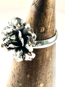 Sterling Silver Ring SR00018