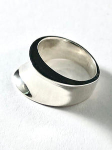 Sterling Silver Ring SR00013