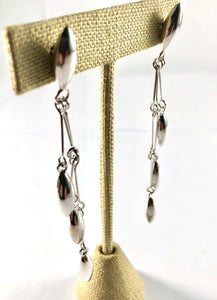 Sterling Silver Earring SE00005