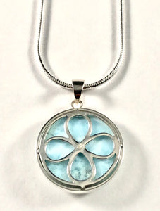 Larimar Necklace LN00001