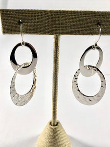 Sterling Silver Earring SE00004