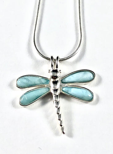 Larimar Necklace LN00003