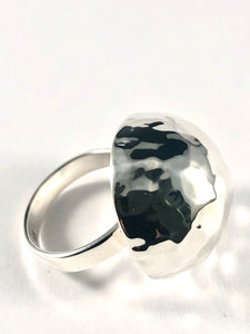 Sterling Silver Ring SR00003