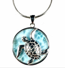 Load image into Gallery viewer, Larimar Necklace LN00001