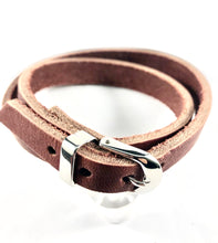 Load image into Gallery viewer, Leather Bracelet LB00015