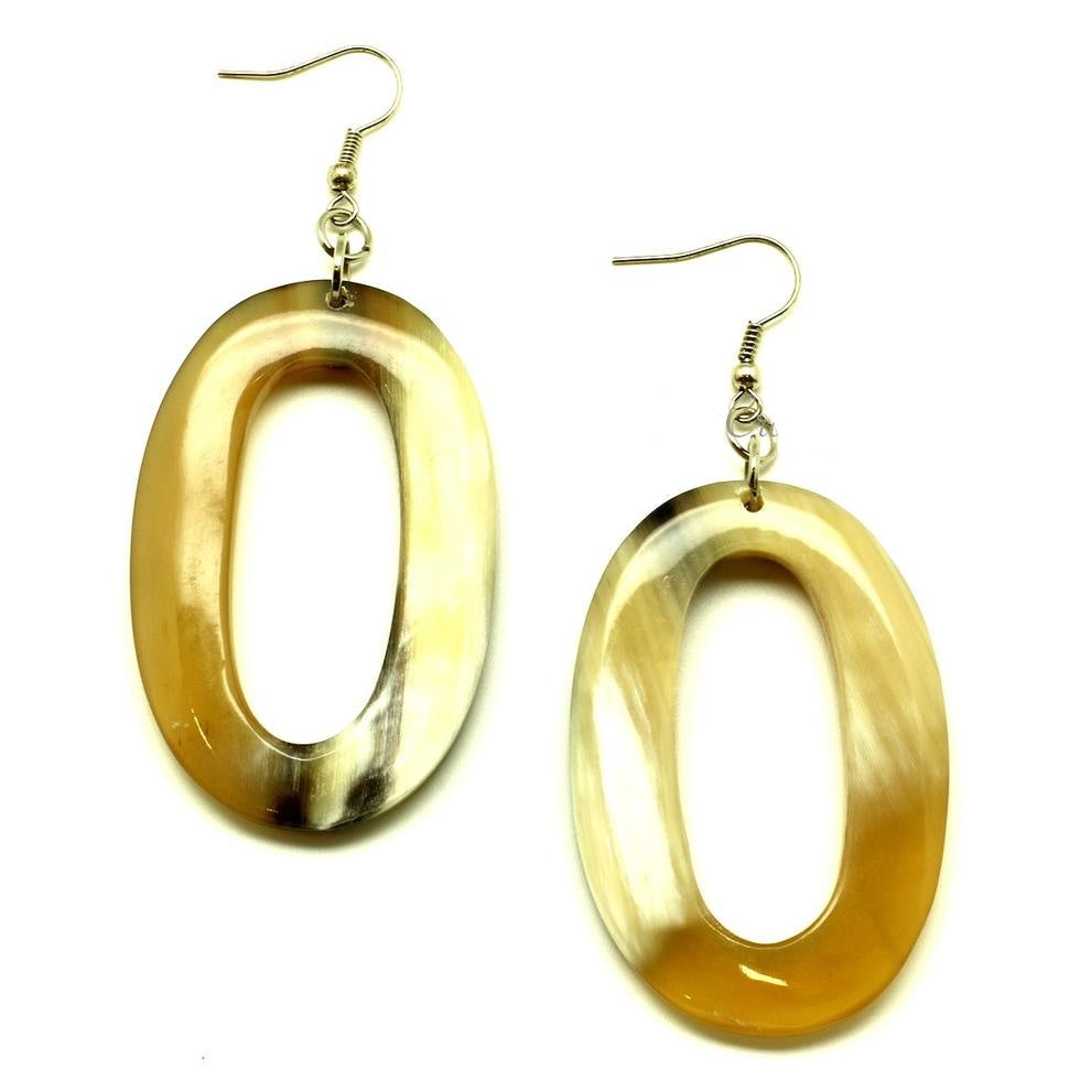 Horn Earrings 13412