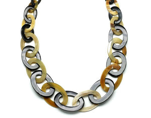 Horn Chain Necklace 11982