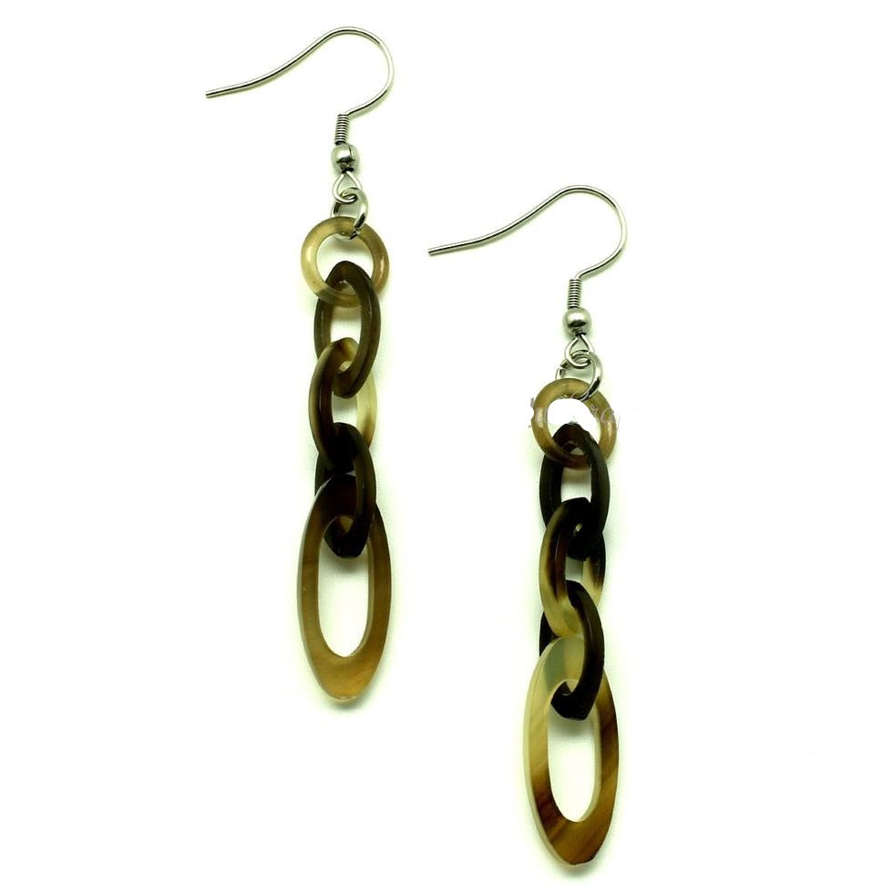 Horn Earrings 13164