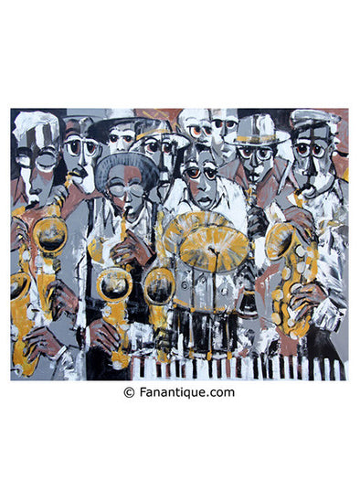 Larry Otoo Dukes Muse Ghana art africain contemporain