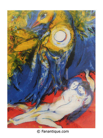 Marc Chagall - Nuits arabes