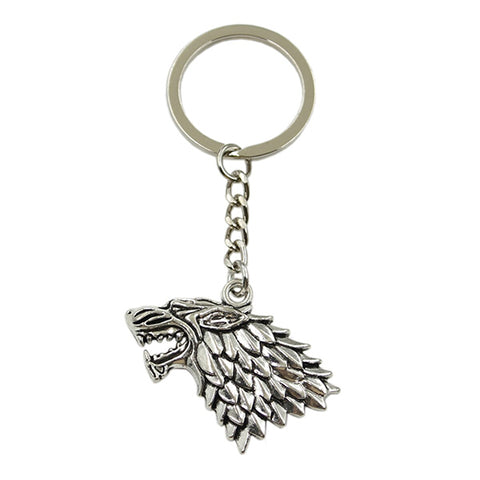 porte cle game of thrones stark