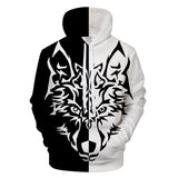 sweat motif loup