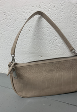Load image into Gallery viewer, NUDE CROC SHOULDER BAG - HISSY FIT CLOTHING LTD